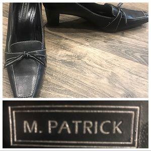 M. Patrick